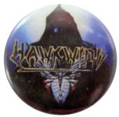 Hawkwind - 'Choose Your Masques' Button Badge